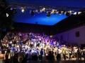 Opernfestspiel TOSCA Schloss Glatt 26.7.2015.Bild: Kuball