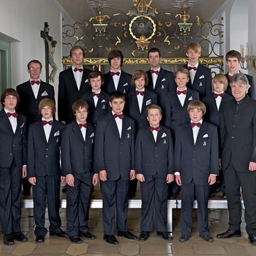 Männerensemble der Aurelius Sängerknaben Calw