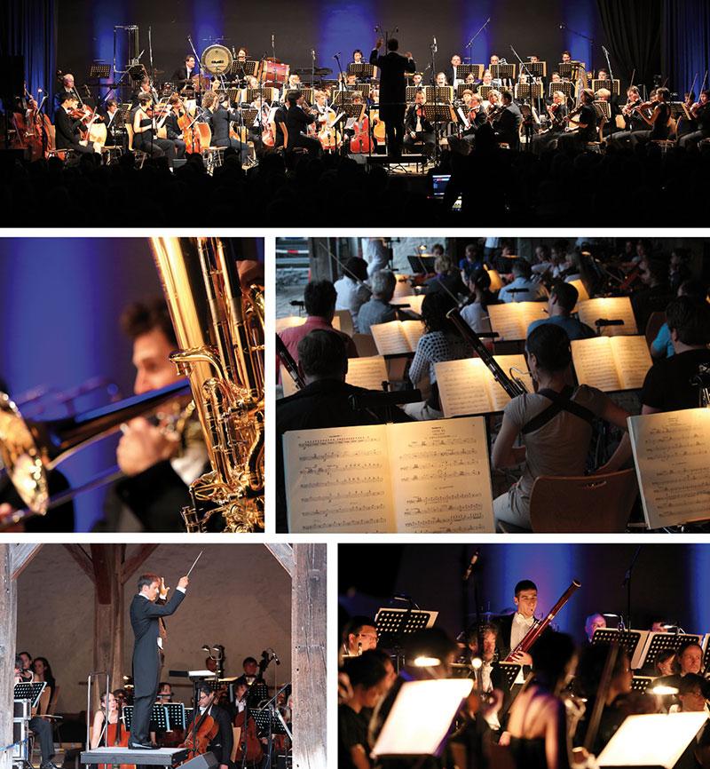 Orchestercollage