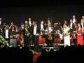 6.Neujahrskonzert Stadthalle Backsteinbau Sulz 1.1.2016.Bilder: Charly Kuball