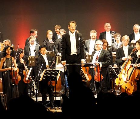 Neujahrskonzert 2021 - Orchester